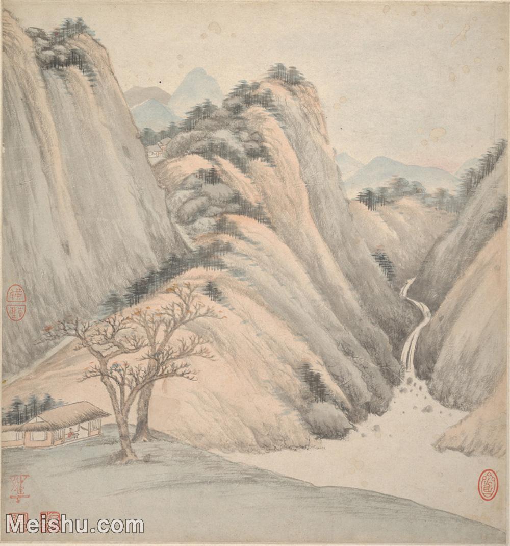 【欣赏级】GH6063875古画古代山水册页-国外藏-(23)册页图片-9M-1757X1880.jpg