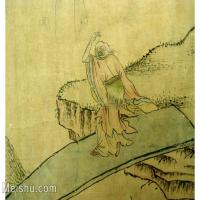 【欣赏级】GH6063529古画百寿图人物册页(5)册页图片-12M-2500X1775