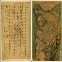 【欣赏级】GH6063515古画明李思训长安图册大英博物馆(2)册页图片-10M-1519X2480_28852977