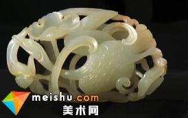 玉润华光之翠玉白菜-台北故宫