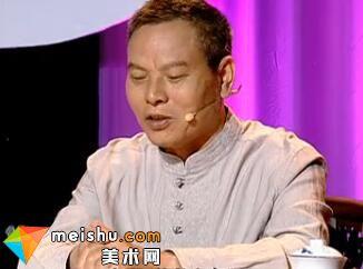 著名画家梁江-中国大画家