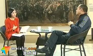 李磊讲述法国著名画家米勒的绘画-今晚我们赏画