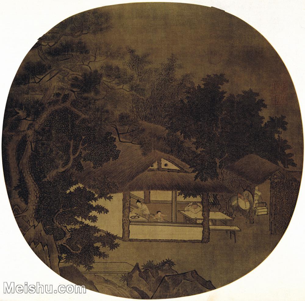 【印刷级】GH6156224古画宋人册页 山水图片-43M-3935X3880.jpg