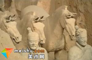 秦陵地室-世界遗产在中国