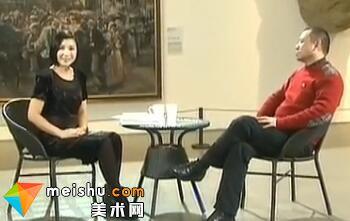 著名油画家李磊讲述库尔贝的绘画- 今晚我们赏画