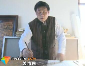 讲述著名画家徐里-中国艺术大家