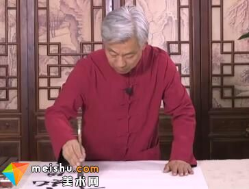 书法家李胜洪:笔墨当随时代-艺见