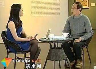 听潘耀昌讲述著名画家吴冠中的绘画-今晚我们赏画