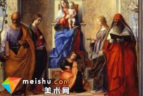 「西方艺术史」威尼斯文艺复兴全盛时期绘画-西方美术史
