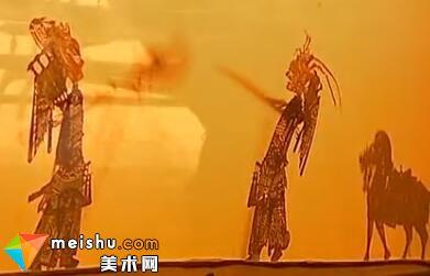 「民俗美术」光魅皮影-中国工艺珍宝