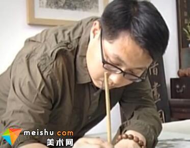 讲述著名画家魏云飞-中国艺术大家