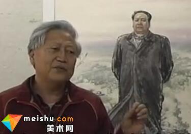 讲述著名画家赵志田-艺术中国