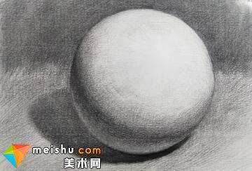 光影关系的变化规律-素描石膏