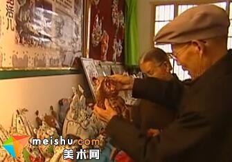 (雕塑)熠彩泥塑-中国工艺珍宝