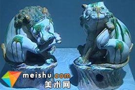 「陶瓷」唐三彩-中华绝技