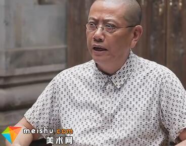 """陈丹青主讲""""讯息与景别""""-局部"""