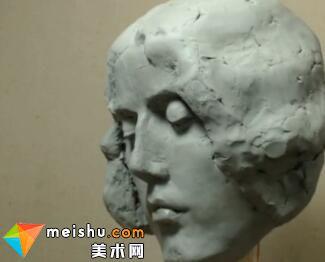 雕塑优秀作品赏析与全身像泥塑制作(三)