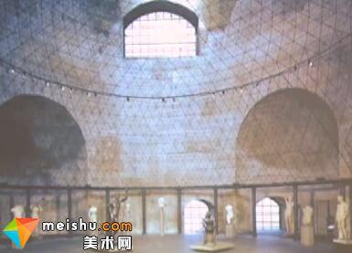 文艺复兴时期的Tetrarchic-罗马建筑