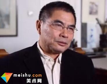 讲述著名画家杨沛璋-中国艺术大家