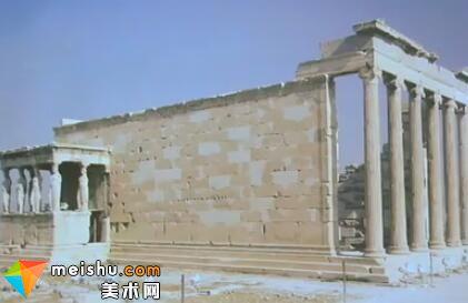 希腊瓶中的罗马葡萄酒:雅典的重生-罗马建筑