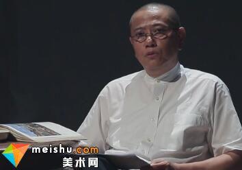 """陈丹青主讲""""民国女画家""""潘玉良-局部"""