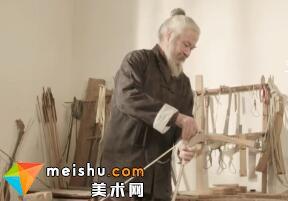 「工艺美术」大国匠人遇见非遗-皇家弓箭制作技艺