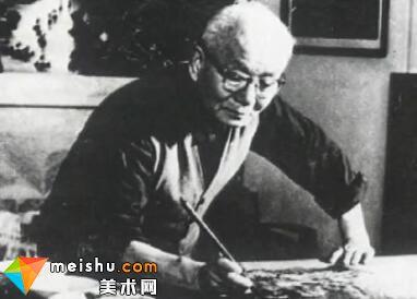 著名画家李可染(下)-二十世纪中国文化名人