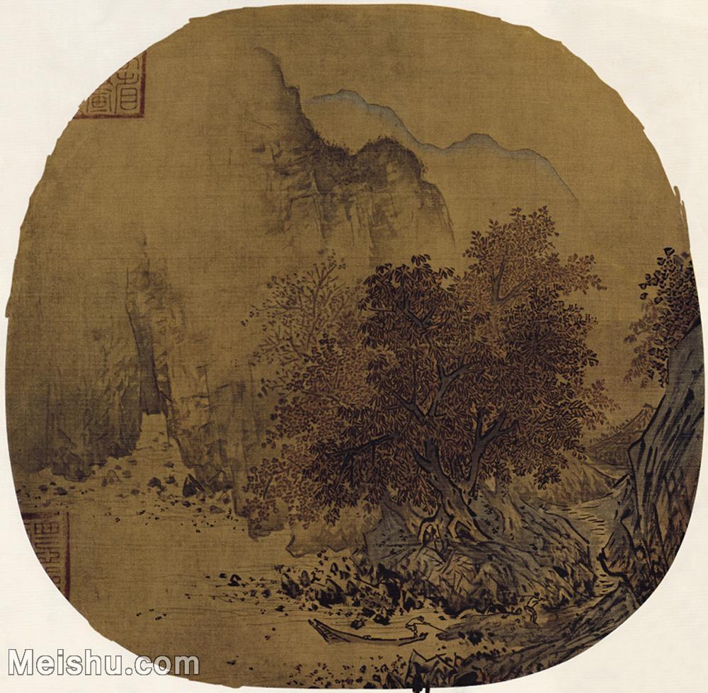 【印刷级】GH6156228古画宋人册页 山水图片-40M-3780X3706.jpg