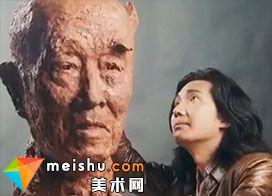「雕塑」人物 雕塑大家 吴为山