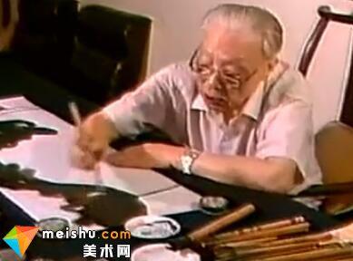 汤哲明讲述著名画家谢稚柳的书画世界-今晚我们赏画