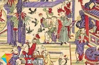年画里的中国民俗-中国范儿