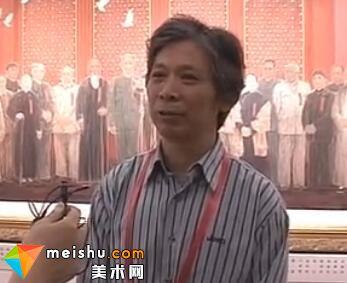 国家重大历史题材唐勇力创作《新中国诞生》-名家名品