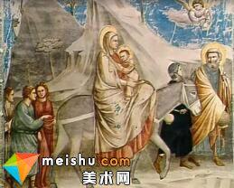 「西方艺术史」1.后中古时期-西方美术史