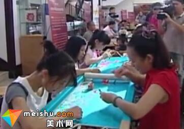 刺绣 武汉任本荣-中华绝技