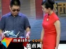 型男意外摔破瓷瓶-华豫之门 2011