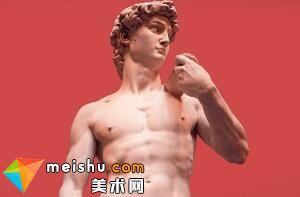 肌肉猛男大卫的丁丁为何那么小?(米开朗基罗)-艺术羞羞哒