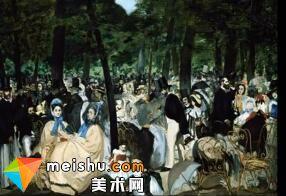 从莫奈到梵高-印象派历史04