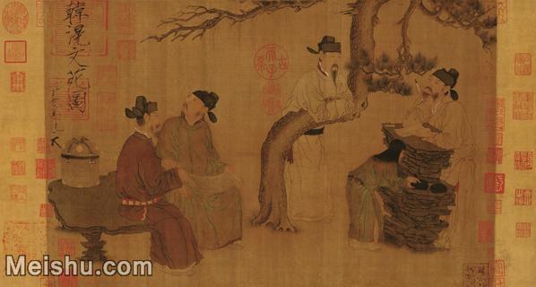 【印刷级】GH7280384古画人物琉璃堂人物图镜片图片-128M-8316X4463_19765732.jpg