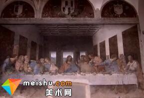 文艺复兴-达芬奇的「最后的晚餐」
