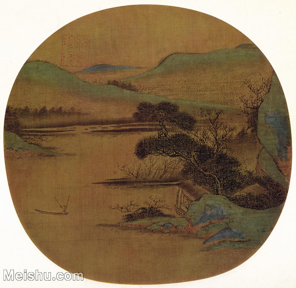 【印刷级】GH6156230古画宋人册页 山水图片-38M-3714X3609.jpg