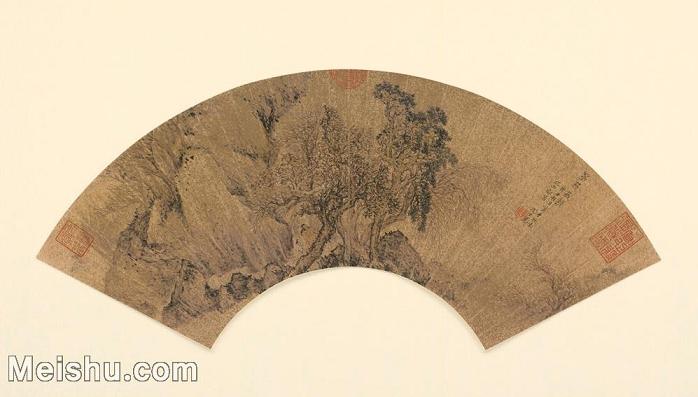 【印刷级】GH6070557古画山水风景明清14副扇面图片-83M-7100X4045_29028744.jpg