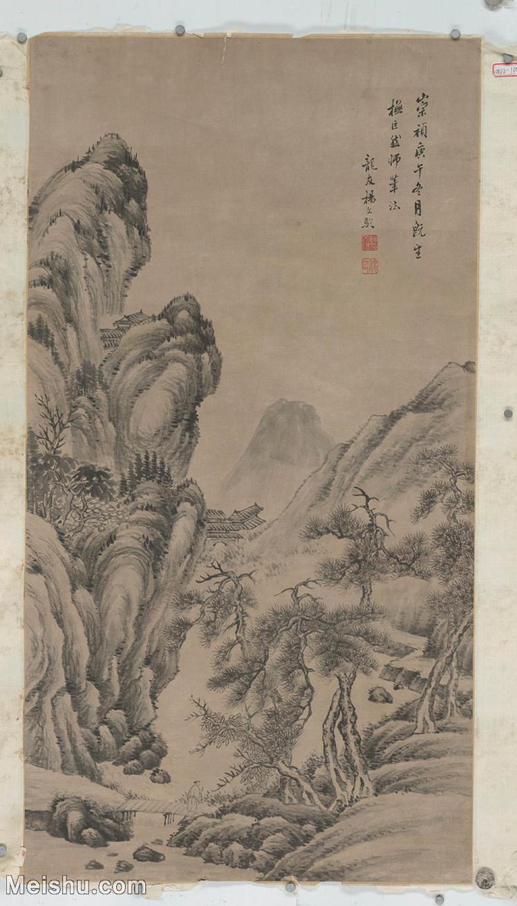 【打印级】GH6087001古画山水风景立轴图片-44M-2968X5188_15571567.jpg