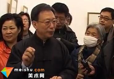 著名画家吴悦石书画小品展纪实-名家名品