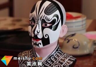 京剧脸谱:传承东方美-中国范儿