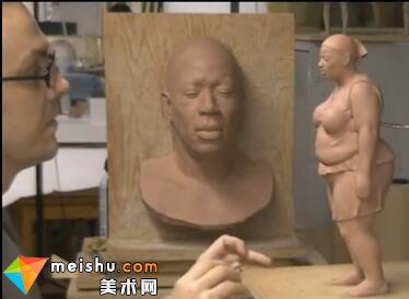 怎样雕塑全过程