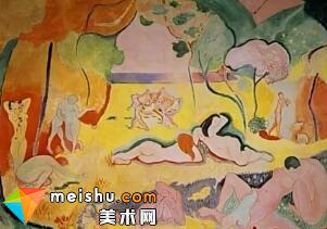 超现实主义-巴勃罗·毕加索的「亚维农的少女」