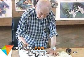 绘画大师黄永玉专题纪录片-名家名品