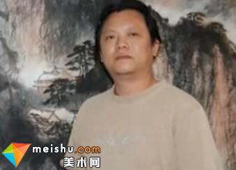 洪潮 浪漫绘画大师-中国大师路