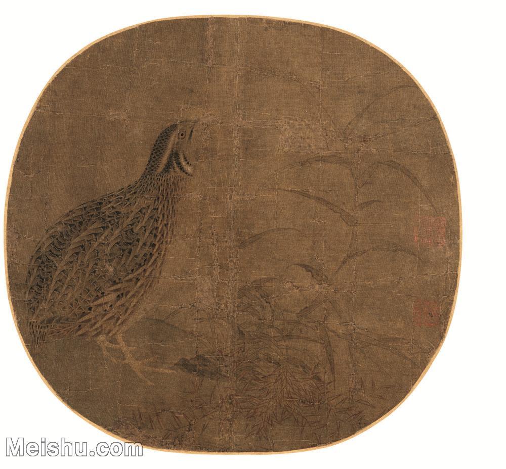 【超顶级】GH6080167古画动物雄鸡图-国画水墨小品-32.5x30-75.5x70-小品图片-138M-6249X