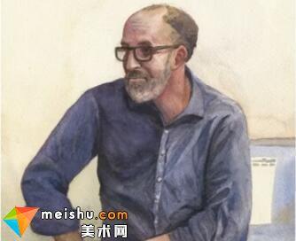 「水彩人物」艺术系教授-手绘帮